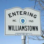entering williamstown