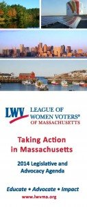 LWVMA 2014 Legislative&Advocacy Adgenda-web-cover