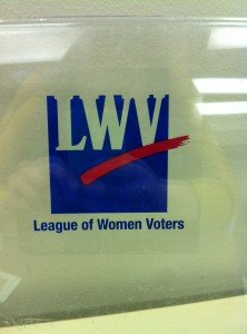 LWV Decal