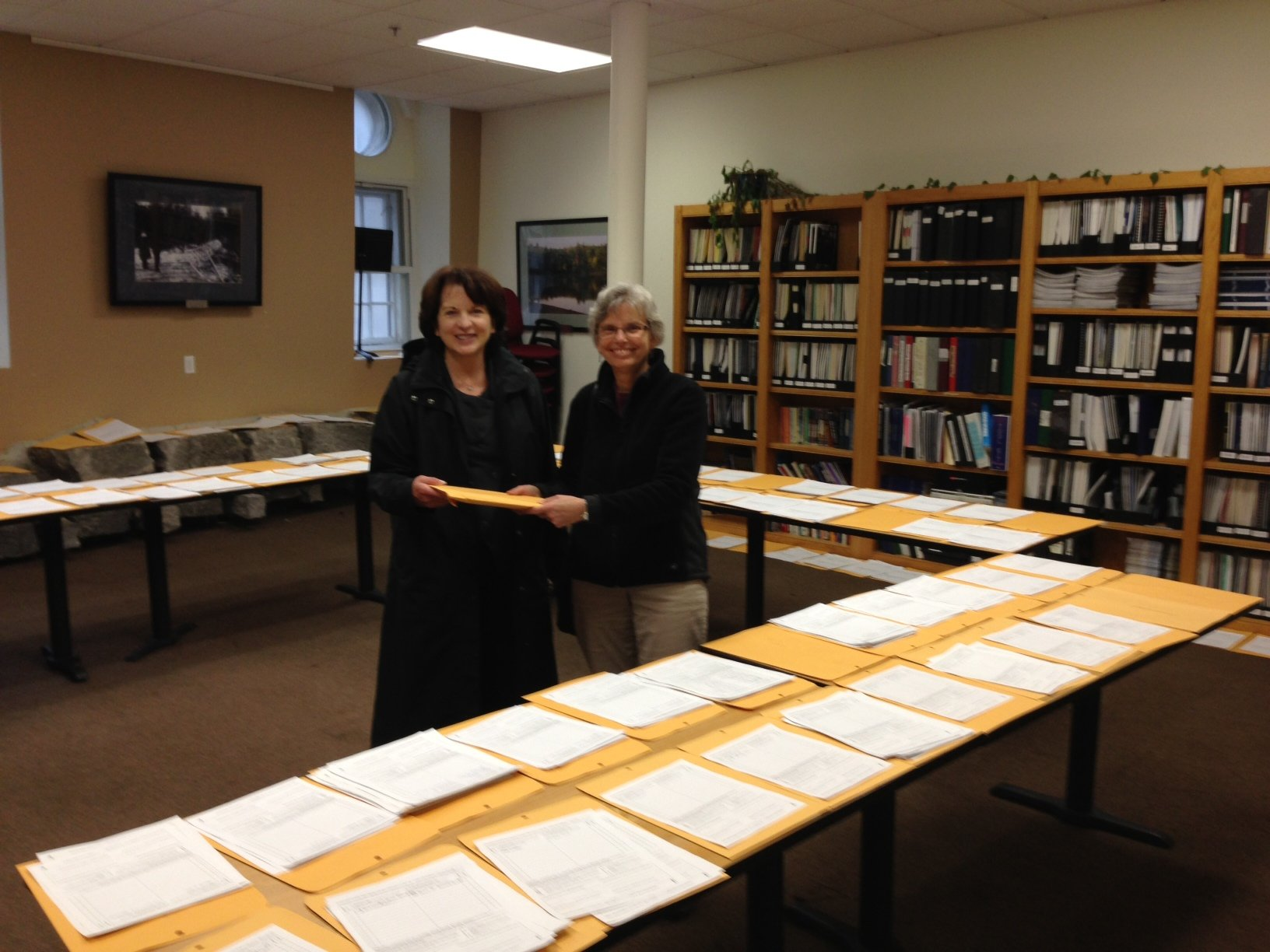 Delivering LWV signature to Coalition