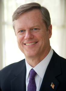 Photo of Charlie Baker