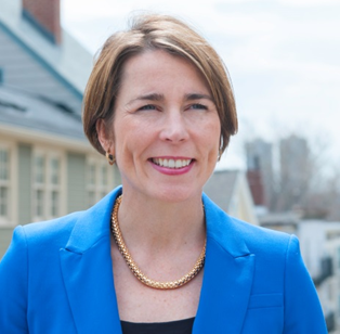 Photo of  Maura Healey